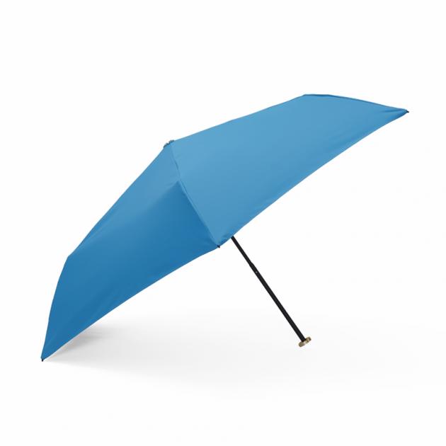 MINI POCKET迷你仕幔折傘-多瑙藍 1