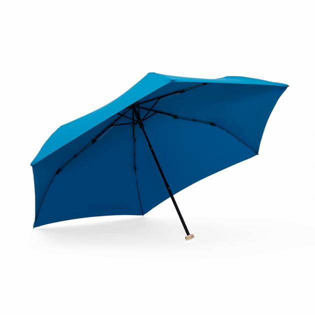MINI POCKET迷你仕幔折傘-多瑙藍 2
